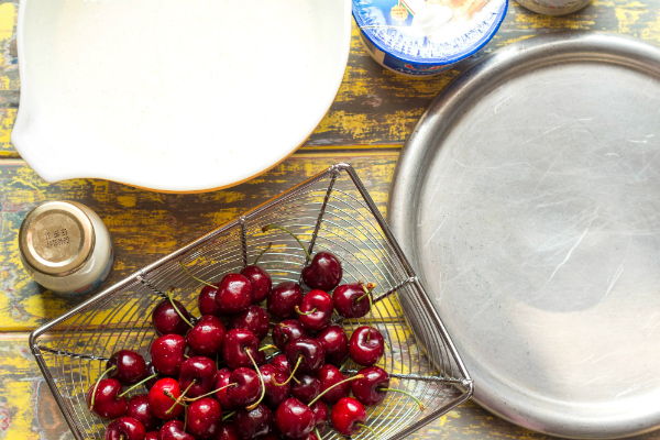 BC Cherry Crepes Preparation